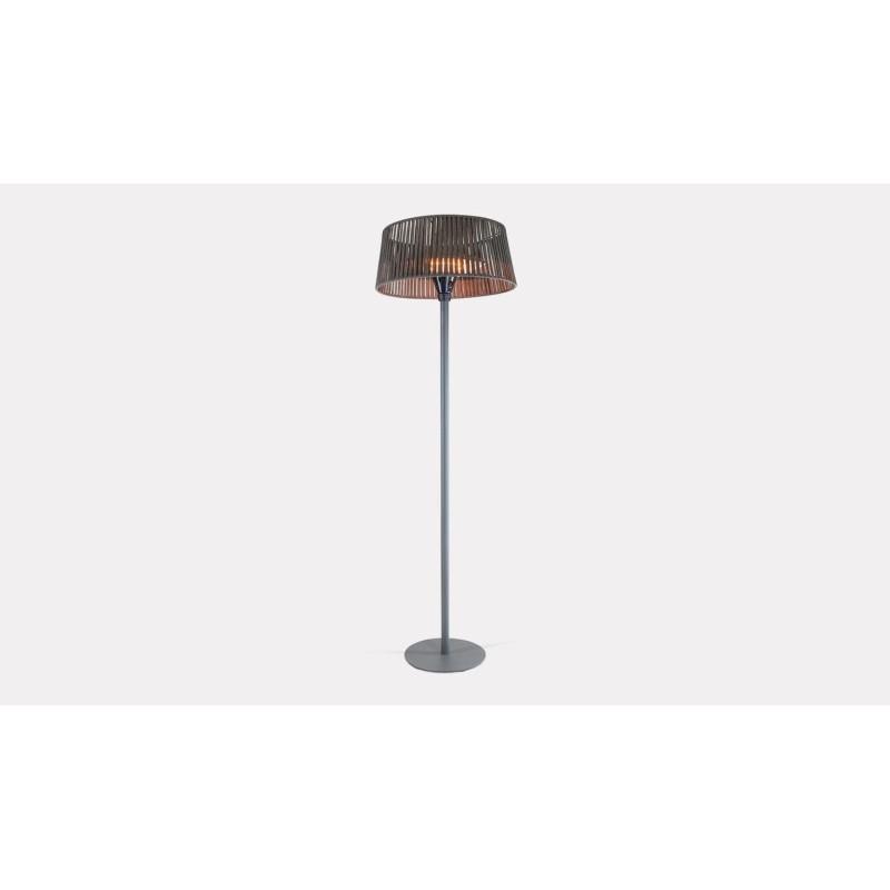 Kettler Kalos Plush Floor Standing Garden Heater & Lamp