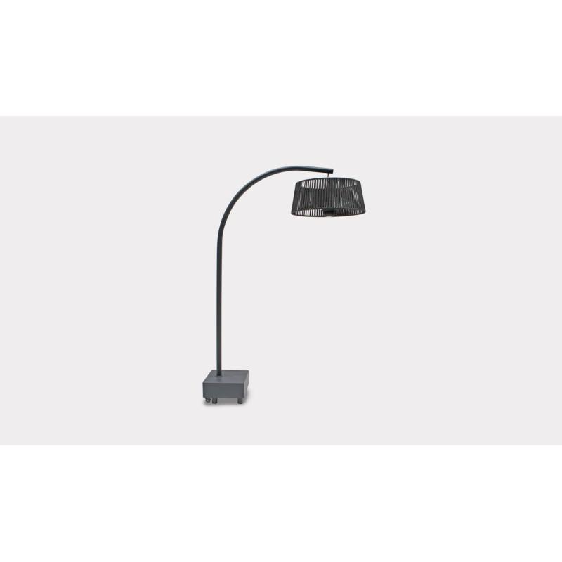 Kettler Kalos Plush Overhang Garden Heater & Lamp